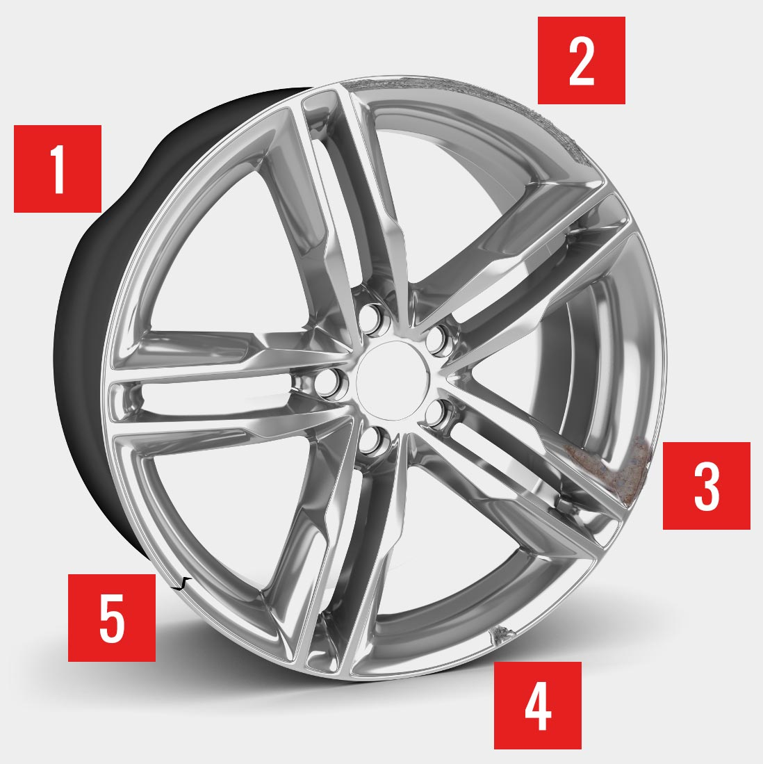 Wheel Damage Repair London Ontario